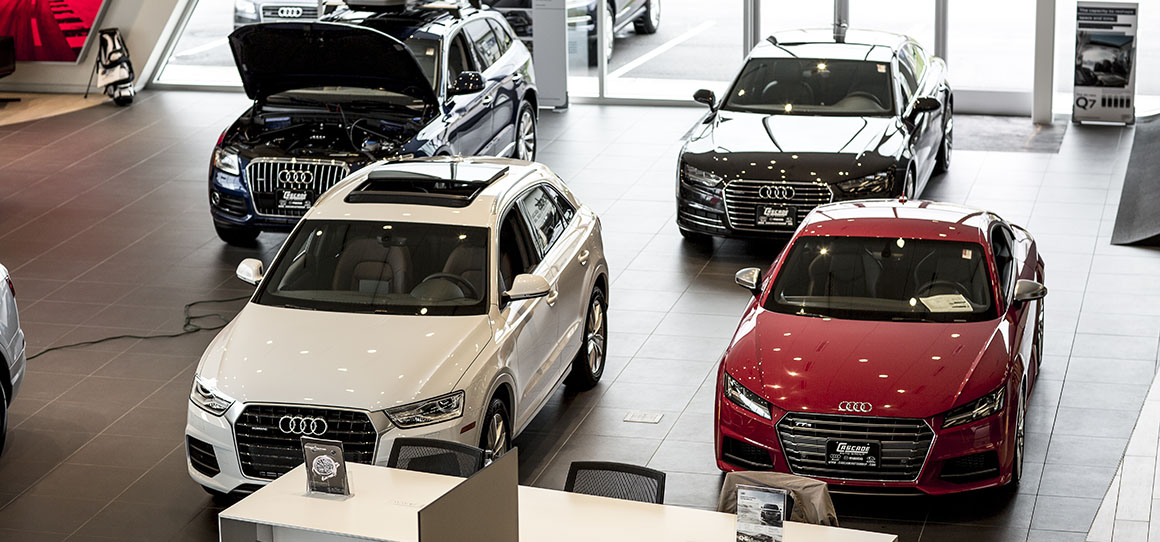 Sales Department Cascade Auto Group PreOwned And Used Car - Cascade audi